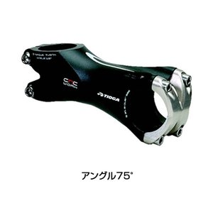 TIOGA CNC X Bone Road タイオガ CNC X ボーン ロード[ハンドル・ステム・ヘッド][31.8mm][ロード用]|qbei
