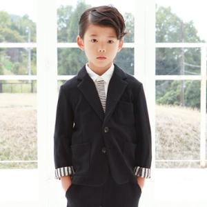 3738e45cc8b17 入学式 子供 スーツ 男 男の子 子供服 generator ジェネレーター 子供服 カットソー2Bテーラードジャケット(100-140cm)