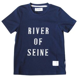 40%OFF セール ジェネレーター 子供服 generator PT-Tシャツ(プリントTシャツ)(RIVER)(ダークネイビー)100cm/110cm/120cm/130cm/140cm(|qeskesmoppet
