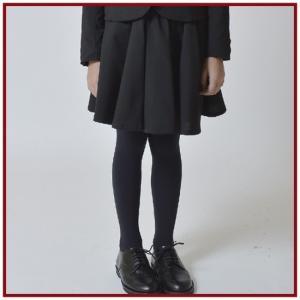 generator ジェネレータースーツ 子供服 ワンボタンガールズジャケット用フレアスカート(BK)150cm/160cm 入学式 女の子|qeskesmoppet