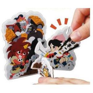 (頭のカルシウム)頭のカルシウム日本の昔ばなしミルク〜遊んで学べる組み立てパズル〜 幼児教材 幼児教育 知育玩具 小学生|qeskesmoppet