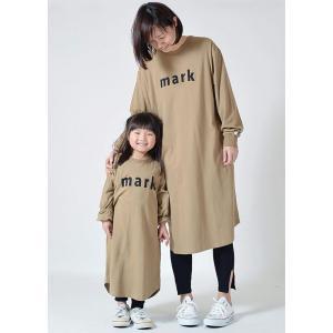FOV 子供服 MARK L/S ワンピース(90cm-170cm)ジェネレーター 子供服|qeskesmoppet