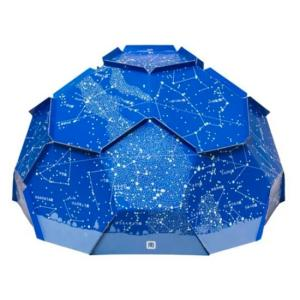 ペーパークラフト 組立プラネタリウム 星の手帖社 プラネタリウム 星座 星 自由工作 教材 知育玩具|qeskesmoppet