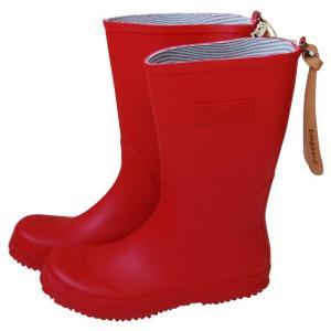 30%OFF セール bisgaard(ビスゴ) レインブーツ 子供 レインシューズ (長靴)red(中敷き付) 18〜23.5cm レインブーツ キッズ ビスゴ|qeskesmoppet