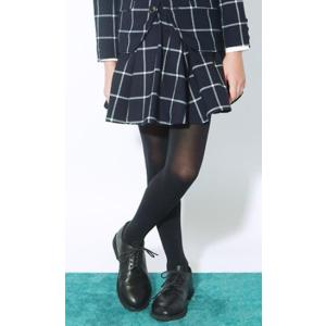 入学式 子供 スーツ  ブランド 女の子 GENERATOR ジェネレーター 子供服 フレアスカート(ウインドペン柄)(110-140cm)フォーマル|qeskesmoppet