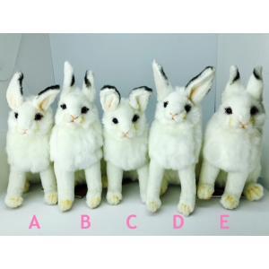 HANSA 白ウサギ ぬいぐるみ うさぎ  メーカー希望小売価格2975円+税の商品セール価格  お...