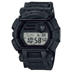 国内正規品 HUF G-SHOCK GD-400HUF-1JR キース・ハフナゲル|qma001