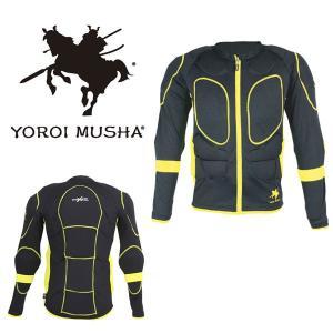 あすつく 鎧武者 ヨロイムシャ YOROI MUSHA ノースピーク NORTHPEAK YM-1703 メンズ ボディープロテクター プロテクター|qma001