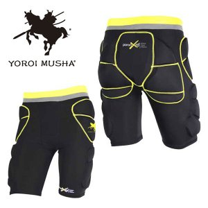 あすつく 鎧武者 ヨロイムシャ YOROI MUSHA ノースピーク NORTHPEAK YM-1705 メンズ ヒッププロテクター プロテクター|qma001