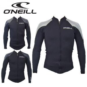 【オニール】 長袖 フロントジップジャケット SUPER FREAK WF-3000 メンズ O'NEILL