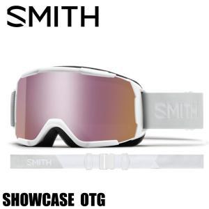 SMITH スミス SHOWCASE OTG ゴーグル アジアンフィット 国内正規品 スノーボード ...