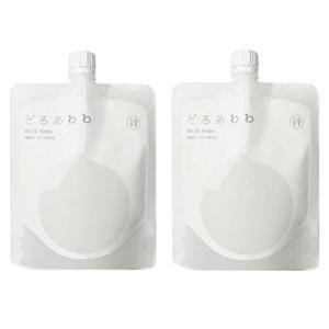 [商品名]どろ豆乳石鹸 どろあわわ [内容量]110g×2 [商品概要]クリーム状石鹸  成 分:水...