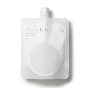 [商品名]どろ豆乳石鹸 どろあわわ [内容量]110g [商品概要]クリーム状石鹸  成 分:水、ベ...