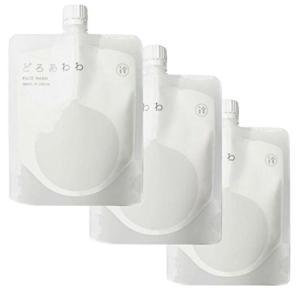 [商品名]どろ豆乳石鹸 どろあわわ [内容量]110g×3 [商品概要]クリーム状石鹸  【成分】 ...