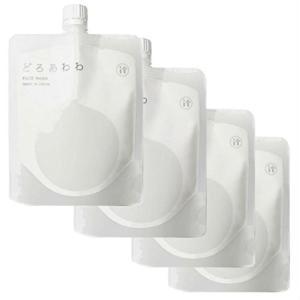 [商品名]どろ豆乳石鹸 どろあわわ [内容量]110g×4 [商品概要]クリーム状石鹸  【成分】 ...