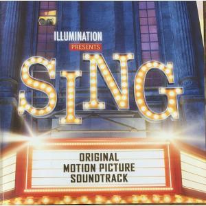 セール SALE | シング CD アルバム | SING | シング サントラ サウンドトラック 輸入盤 CD 送料無料