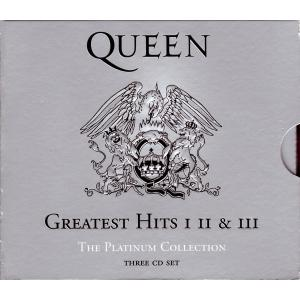 クイーン CD アルバム | QUEEN PLATINUM COLLECTION BOX SET 3枚組 輸入盤 CD 送料無料