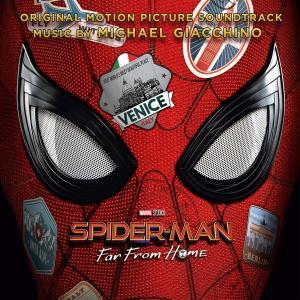 スパイダーマン ファー・フロム・ホーム サントラ CD アルバム | SPIDER MAN FAR FROM HOME 輸入盤 CD 送料無料