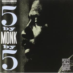 セロニアスモンク CD アルバム   THELONIOUS MONK 5 BY MONK BY 5 輸入盤 CD 送料無料