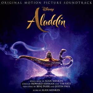 アラジン サントラ サウンドトラック CD アルバム | ALADDIN 輸入盤 CD 送料無料