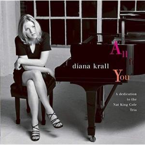 ダイアナクラール CD アルバム | DIANA KRALL ALL FOR YOU | ダイアナクラール オールフォーユー 輸入盤 CD 送料無料