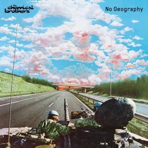 ケミカルブラザーズ CD アルバム ノージオグラフィー | THE CHEMICAL BROTHERS NO GEOGRAPHY 輸入盤 CD 送料無料