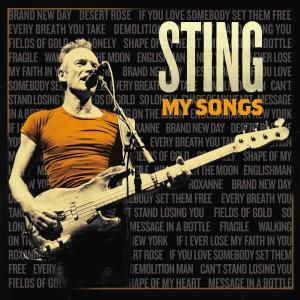 スティング CD アルバム | STING MY SONGS | スティング マイソングス 輸入盤 CD 送料無料