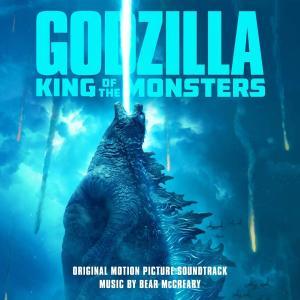 7月下旬入荷予定 ゴジラ キングオブモンスターズ サントラ CD アルバム GODZILLA KING OF MONSTERS 2枚組 輸入盤 CD の商品画像|ナビ