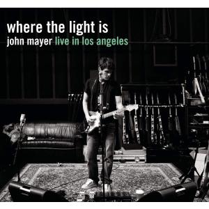 英名: JOHN MAYER WHERE THE LIGHT IS LIVE IN LOS ANGE...