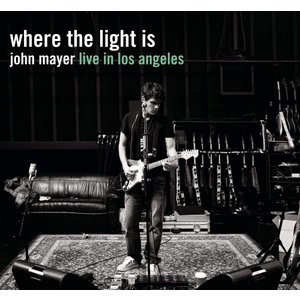 ジョンメイヤー CD アルバム | JOHN MAYER WHERE THE LIGHT IS LI...