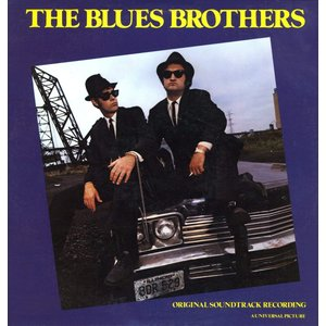 ブルースブラザーズ CD アルバム   THE BLUES BROTHERS   ブルースブラザーズ...