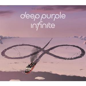 ディープパープル CD アルバム インフィニット | DEEP PURPLE INFINITE GOLD EDITION 2枚組 輸入盤 CD 送料無料