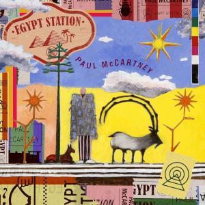 ポールマッカートニー CD アルバム | PAUL MCCARTNEY EGYPT STATION ...