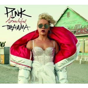 ピンク CD アルバム | PINK BEAUTIFUL TRAUMA | ピンク ビューティフル ...