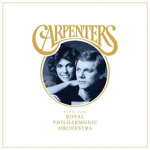 カーペンターズ フィルハーモニー CD アルバム | カーペンターズ ウィズ ロイヤルフィルハーモニ...