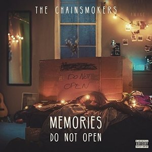 英名: THE CHAINSMOKERS MEMORIES DO NOT OPEN ディスク枚数: ...