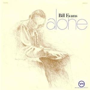 ビルエヴァンス ビルエバンス CD アルバム BILL EVANS ALONE 輸入盤 ALBUM 送料無料 ビル・エヴァンスの画像
