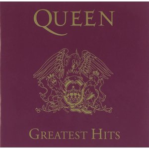 クイーン CD アルバム QUEEN GREATEST HITS 輸入盤 ALBUM 送料無料
