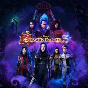 ディセンダント CD アルバム | DESCENDANTS 3 | ディセンダント3 サントラ サウンドトラック 輸入盤 CD 送料無料