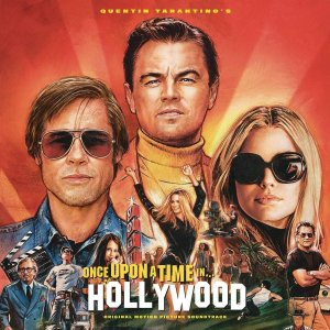 QUENTIN TARANTINO'S ONCE UPON A TIME IN HOLLYWOOD 輸入盤 CD 送料無料