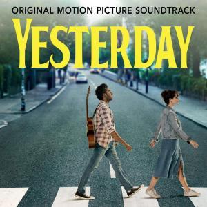 イエスタデイ CD アルバム | YESTERDAY | イエスタデイ サントラ サウンドトラック 輸入盤 CD 送料無料