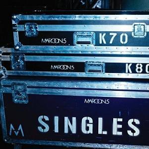 マルーン5 CD アルバム | MAROON5 SINGLES | マルーン5 シングルス 輸入盤 CD 送料無料
