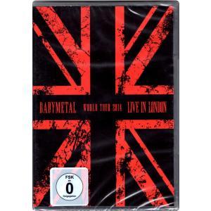 BABYMETAL ベビーメタル DVD LIVE IN LONDON 2枚組 輸入盤 送料無料の画像