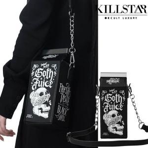【即納】KILLSTAR / Goth Juice Handbag ショルダーバッグ|qooza-shop