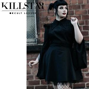 【即納】KILLSTAR キルスター Low-Lita Apron Dress ワンピース|qooza-shop