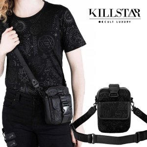 【即納】KILLSTAR キルスター Unholy Sabbath Cross-Body Bag ボディパック|qooza-shop