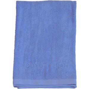 シルク バスタオル(ブルー)|qplan