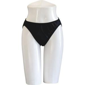 100%シルク ショーツ(ブラック)|qplan