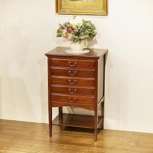 英国イギリスアンティーク家具 1910年代 エドワーディアンファイリングキャビネット 譜面入 マホガニー材無垢 8495 qs-antiques