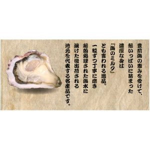 【送料無料】【福岡県産】豊前海一粒かき 小粒/60〜90個 3kg ※3月15日が最終発送日となります。|qtsuhanshop|02